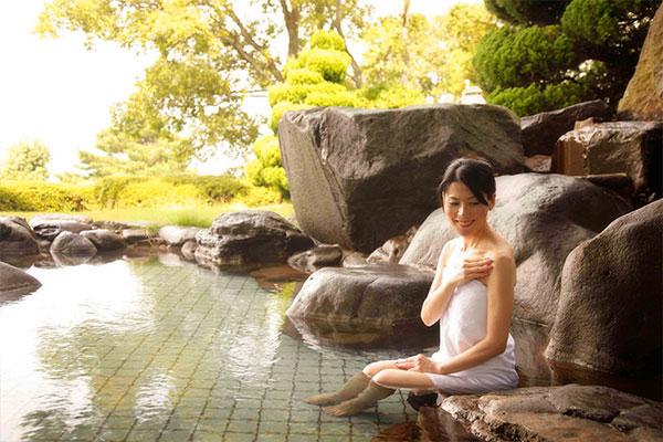 小豆島温泉「オリビアンの湯」