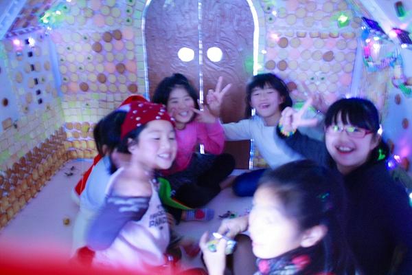 お菓子の家リゾートホテルオリビアン小豆島