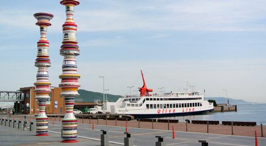 瀬戸内国際芸術祭|リゾートホテルオリビアン小豆島