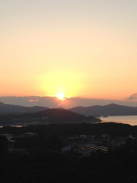 初日の出|イベント|リゾートホテルオリビアン小豆島