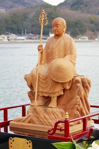 毎年1月21日に小豆島で催されるお遍路初めの行事
