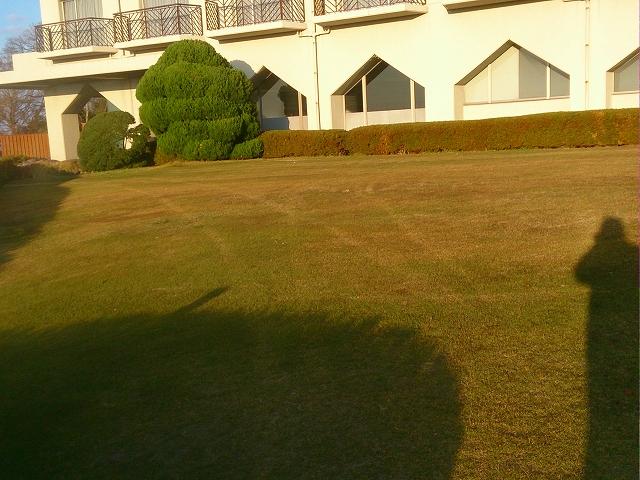 リゾートホテルオリビアン小豆島|中庭