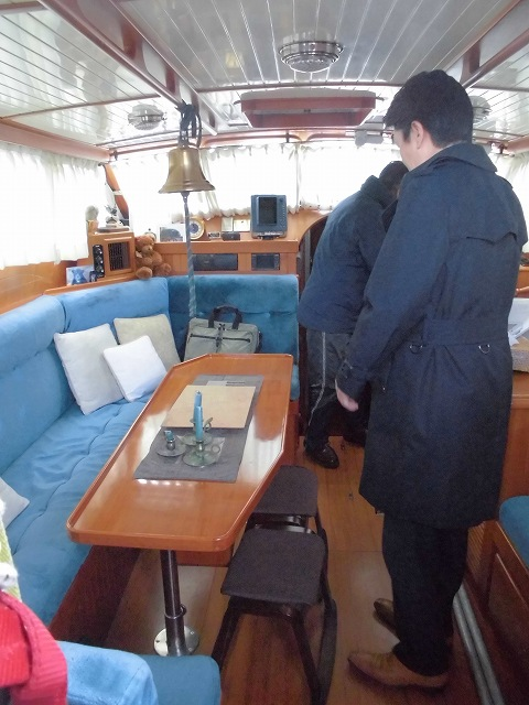 ヨットクルーズ|Kaze風|小豆島|オリビアン