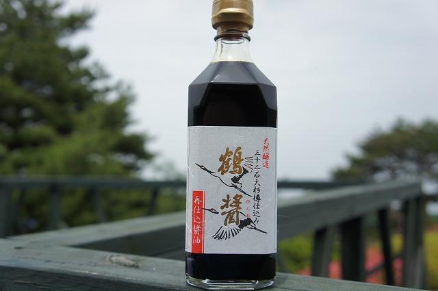 ヤマロク醤油 鶴醤|リゾートホテルオリビアン小豆島