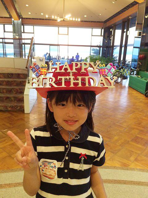 誕生日|リゾートホテルオリビアン小豆島