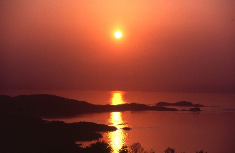 夕陽ケ丘|リゾートホテルオリビアン小豆島|小豆島24景