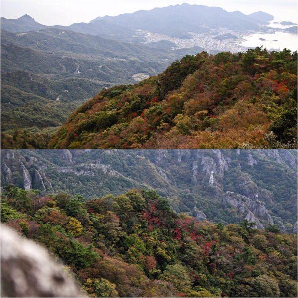 寒霞渓紅葉|オリビアン小豆島