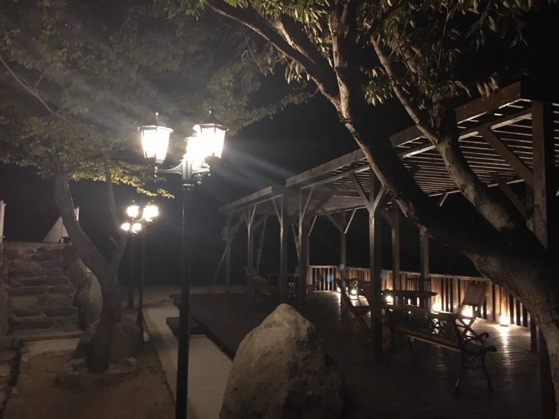 夕陽ケ丘展望台
