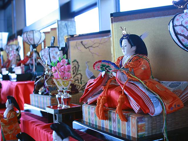 オリビアン小豆島ひな祭り|イベント